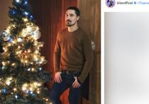 Дима Билан начал праздновать Новый год