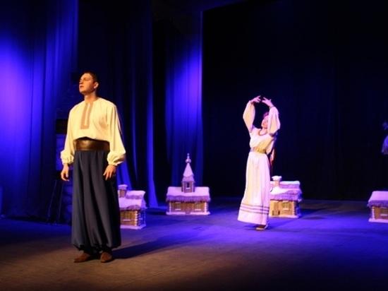 Тамбовский молодежный театр отмечен дипломом на Всероссийском фестивале