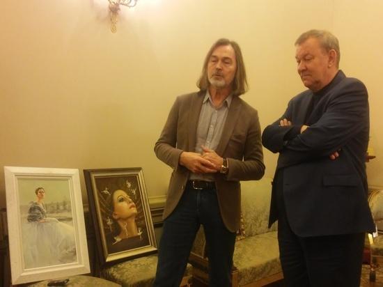 Никас Сафронов подарил Большому театру Плисецкую и Соткилаву