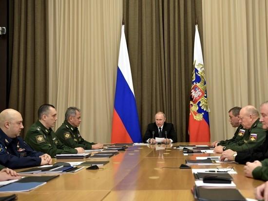 На разработку и серийный выпуск современного оружия и военной техники только в текущем году выделено около 1,5 триллиона рублей