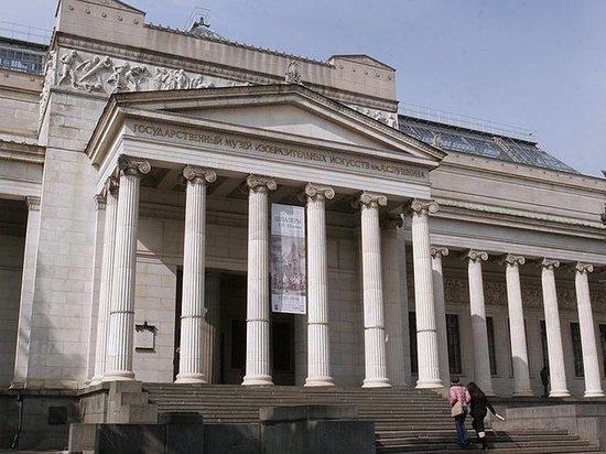 Музей Пушкина покажет историю любви Пабло Пикассо и Ольги Хохловой