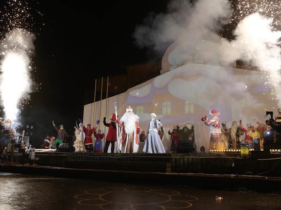 Сказочные владения Российского Деда Мороза в Великом Устюге вырастут вдвое