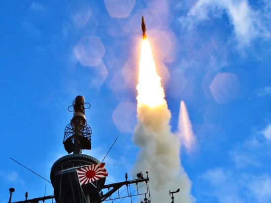 Вашингтон решил поставить Японииновейшие противоракеты SM-3 Block IIA