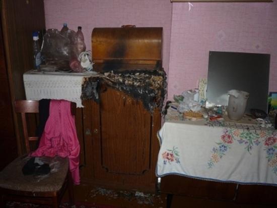 В Кирсанове 17-летний подросток убил пенсионерку и  поджёг её квартиру