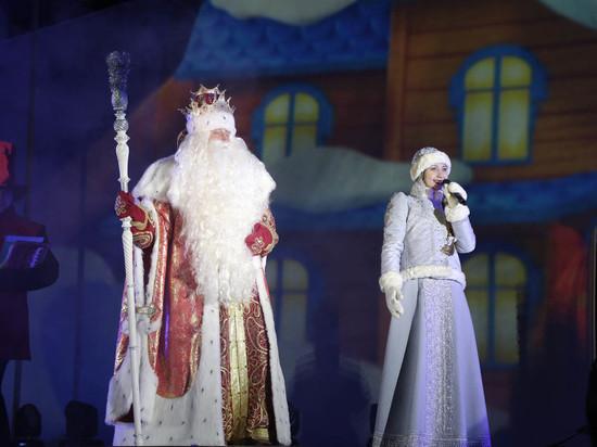 День рождения Деда Мороза – лучшее ноябрьское событие России