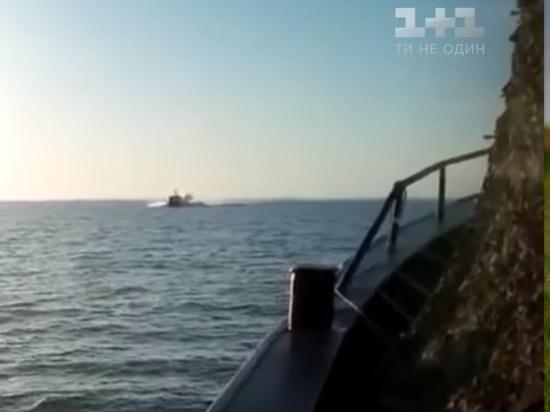 МИД РФ предостерег Киев от авантюр на Азовском море