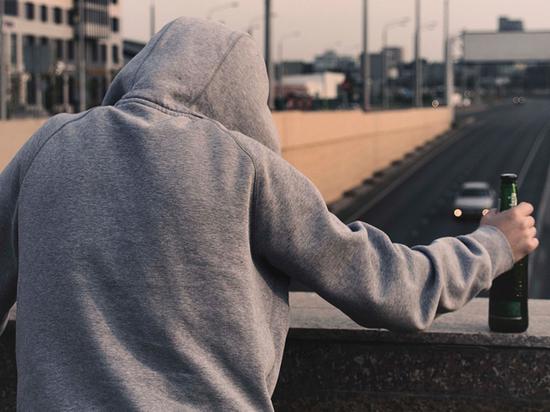 Подросток погиб, не сумев справиться с алкоголизмом