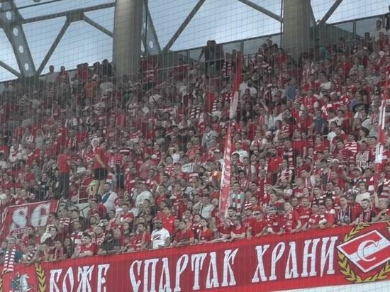 Полиция задержала главу фанатов «Спартака»