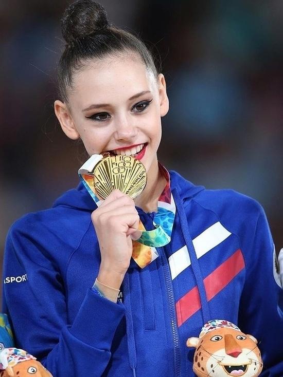 Тамбовчанка Дарья Трубникова стала олимпийской чемпионкой