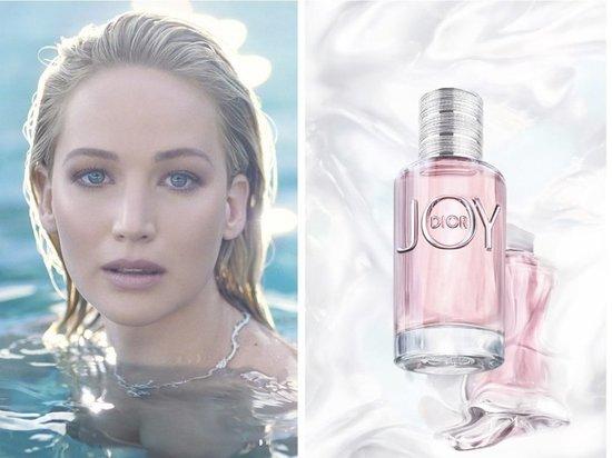 Новинка от всемирно известного Дома — яркий и благородный аромат Joy by Dior