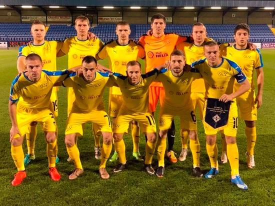 Ростовские футболисты вышли в финал еврокубка