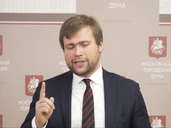 Внук Зюганова возглавил фракцию КПРФ в Мосгордуме