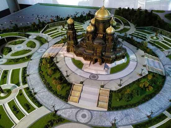 Итальянцев поразил российский проект главного военного храма