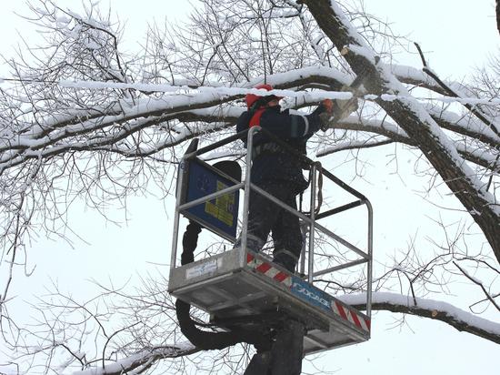 Энергетики «Россетей» подготовились к снегопадам и ухудшению погоды