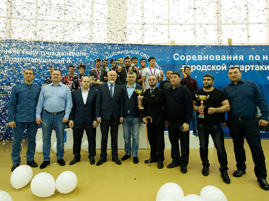 Многонациональная спартакиада прошла в Сургуте