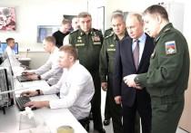 В пятницу министр обороны Сергей Шойгу показал Владимиру Путину, в каких условиях проходит службу элита российской армии