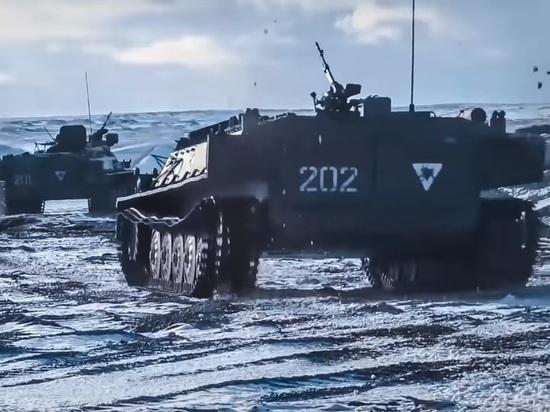 Россия вошла в число самых сильных армий мира