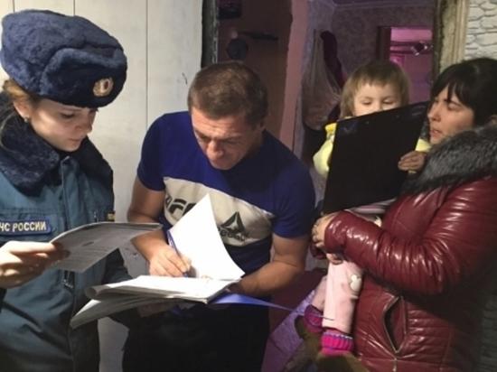 В Тверской области проверяют многодетные и неблагополучные семьи