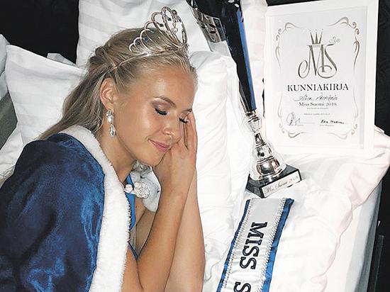"""""""Мисс Финляндию"""" с русскими корнями в детстве унижали из-за происхождения"""