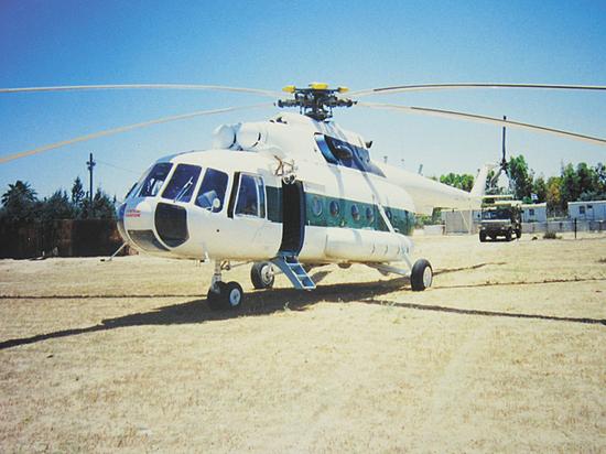 Русский личный пилот Арафата рассказал о работе «живым щитом»