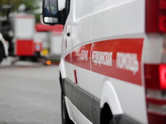 В общей сложности пострадали двое рабочих, один погиб