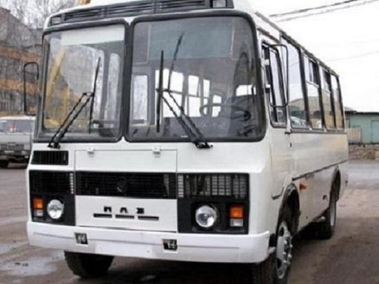 В Томске снова угнали маршрутный автобус
