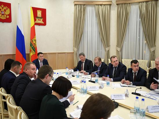 В Тверской области приняли законопроект о коллективных антеннах