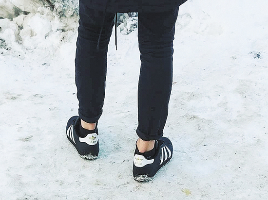 Подростковая мода на голые ноги опасна для здоровья