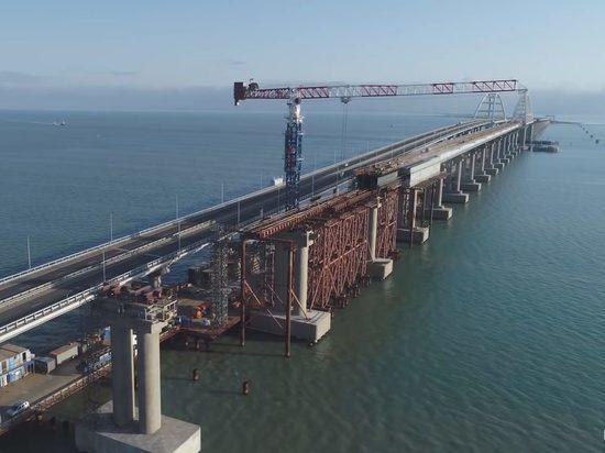 Железную дорогу к Крымскому мосту перенесут из-за античного дворца