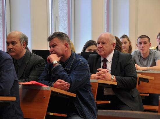 В СГУПСе прошла профориентационная встреча «Кадры 54»