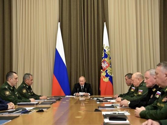 Путин призвал выпускать