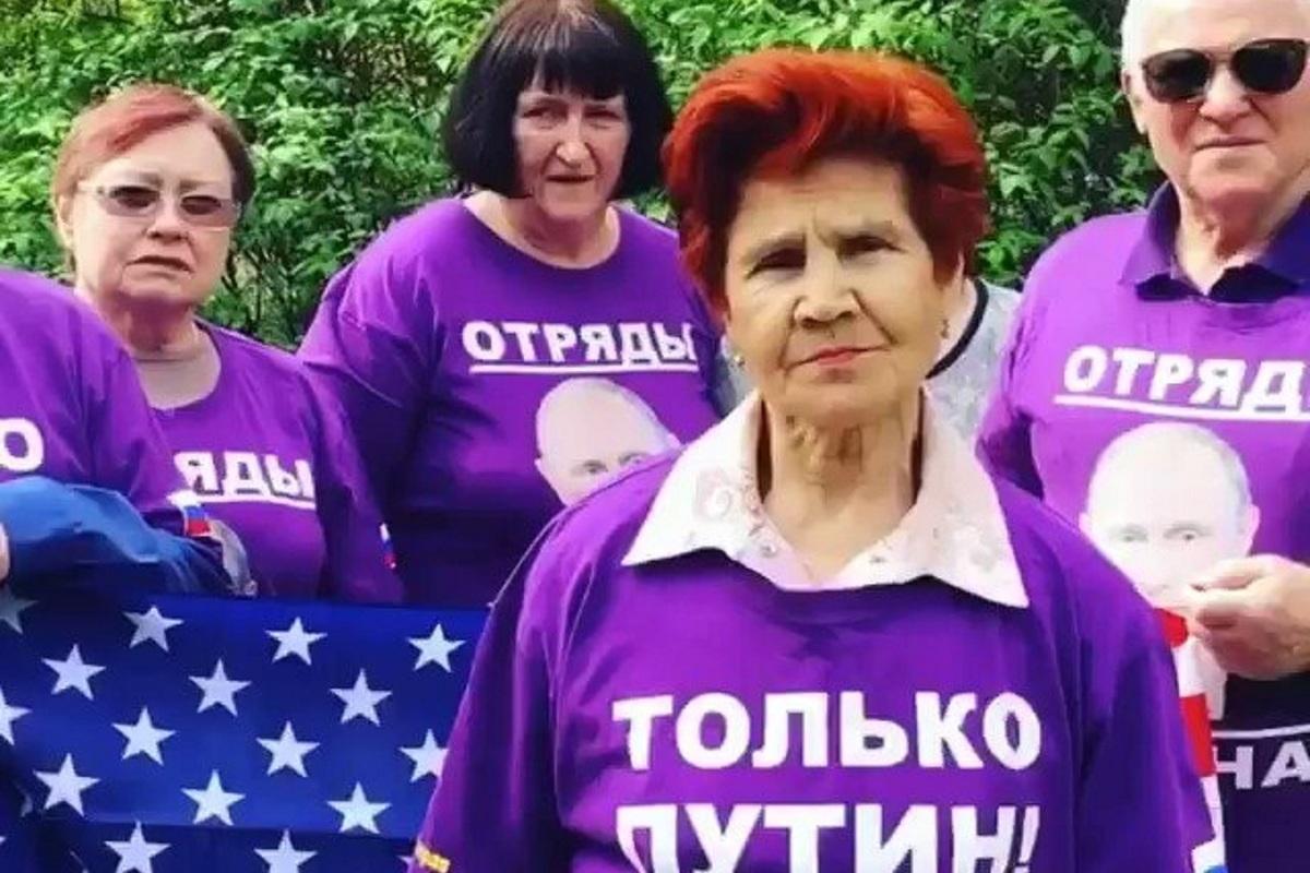 Отряды Путина требуют закрыть Клабхаус