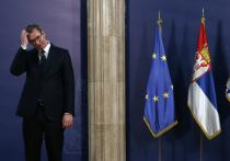 Косово пытается заявить о себе через торговую войну с Сербией