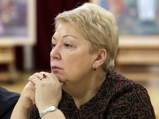 Васильева попросила учителей говорить по-русски