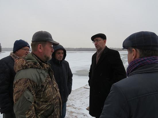 Состояние водных биоресурсов обсудили в Вожегодском районе