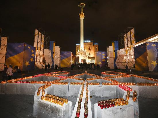 Киев стерегут автоматчики: к годовщине Майдана изгнали рестораторов