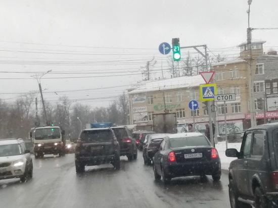 От Калининского до Московского моста в Чебоксарах ограничат скоростной режим