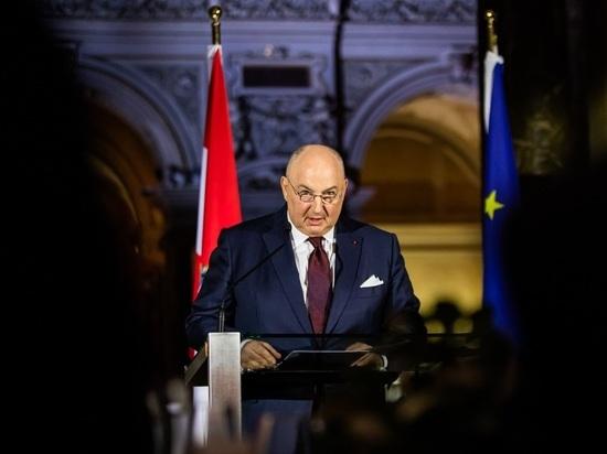 Вячеслав Моше Кантор представилруководству Австриирекомендации по борьбе с антисемитизмом