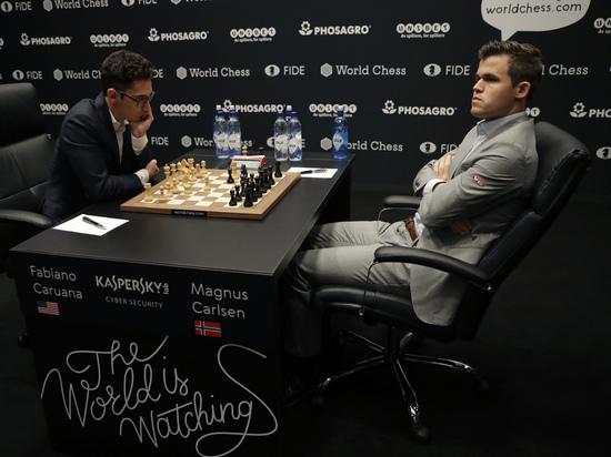 Борьба за шахматную корону: гроссмейстеры стабильно сохраняют равновесие