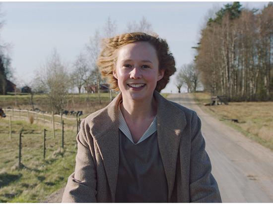 Шведский фильм о любимой писательнице