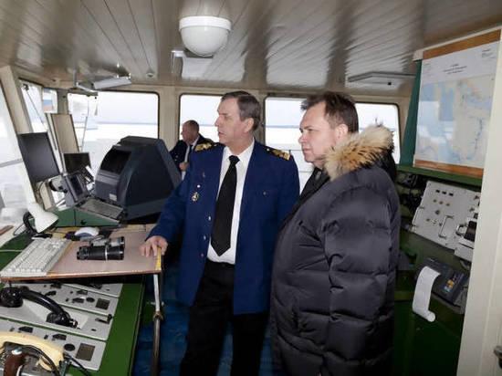 Виктор Павленко: Архангельские лоцманы обеспечивают безаварийную навигацию в Арктике