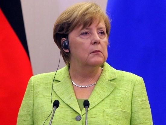 Меркель назвала сроки вступления Украины в ЕС, заявили в Раде