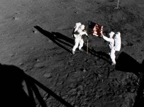 Рогозин захотел проверить, были ли американцы на Луне