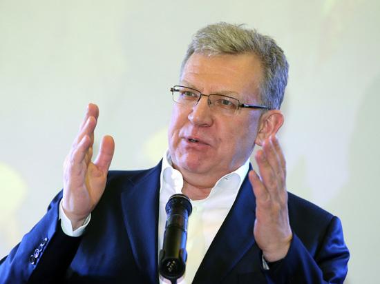 Кудрин призвал терпеть западные санкции