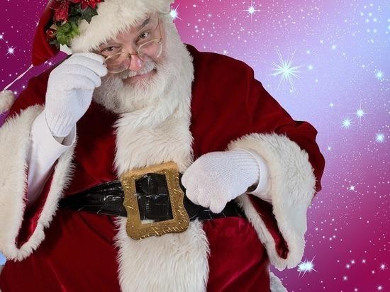 Немецким детям запретили писать письма Санта-Клаусу