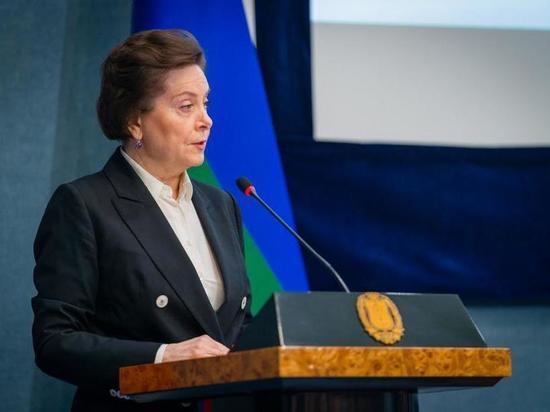 """Наталья Комарова: """"Нам предстоит заново открыть Югру"""""""