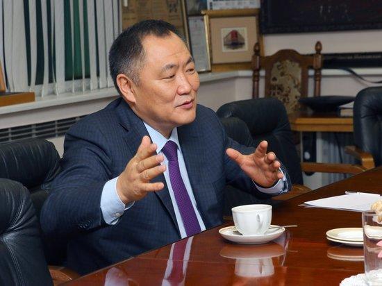 Глава Тувы рассказал о развитии в республике инфраструктурных проектов