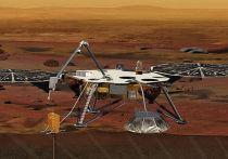 Исследовательский аппарат InSight американского аэрокосмического агенства NASA успешно достиг Красной планеты