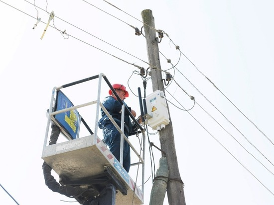 В Сибири восстановили энергоснабжение после урагана