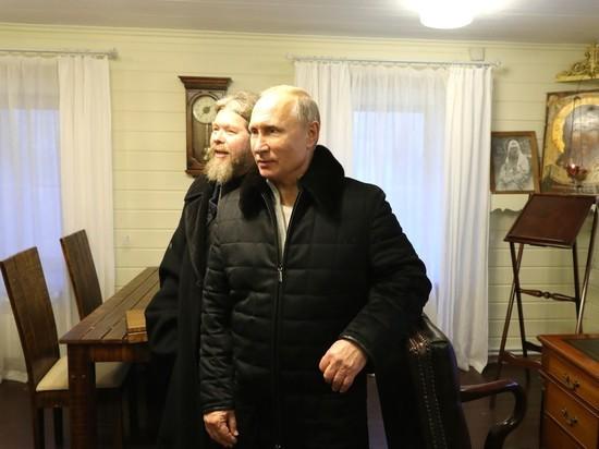 Путин снова приедет в Псковскую область
